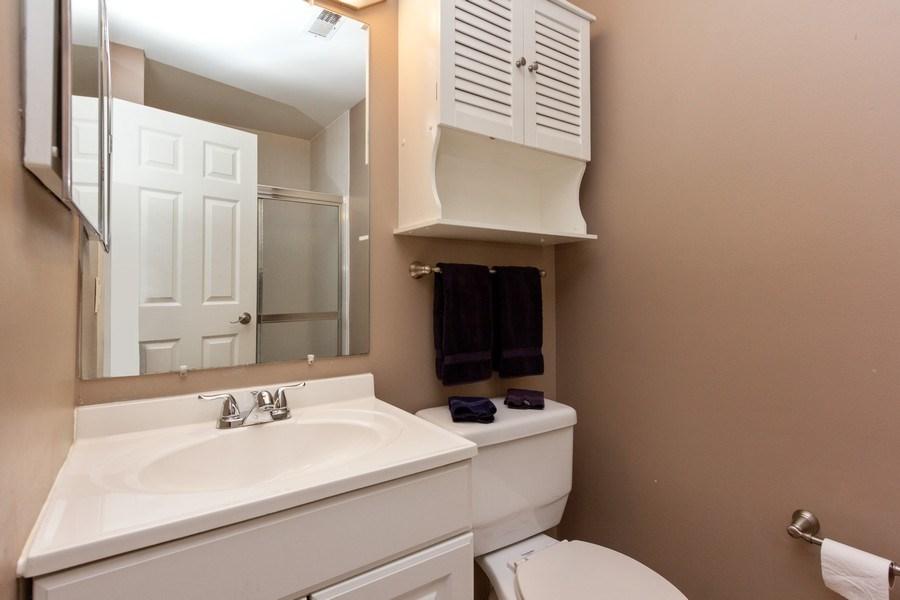 Real Estate Photography - 4 MONTEREY Drive, Vernon Hills, IL, 60061 - Bathroom