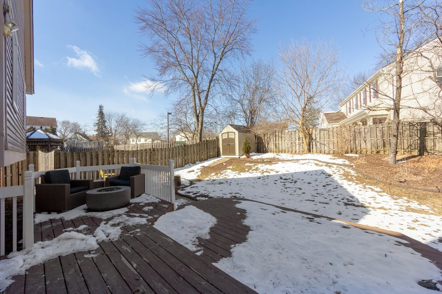 Real Estate Photography - 4 MONTEREY Drive, Vernon Hills, IL, 60061 - Patio