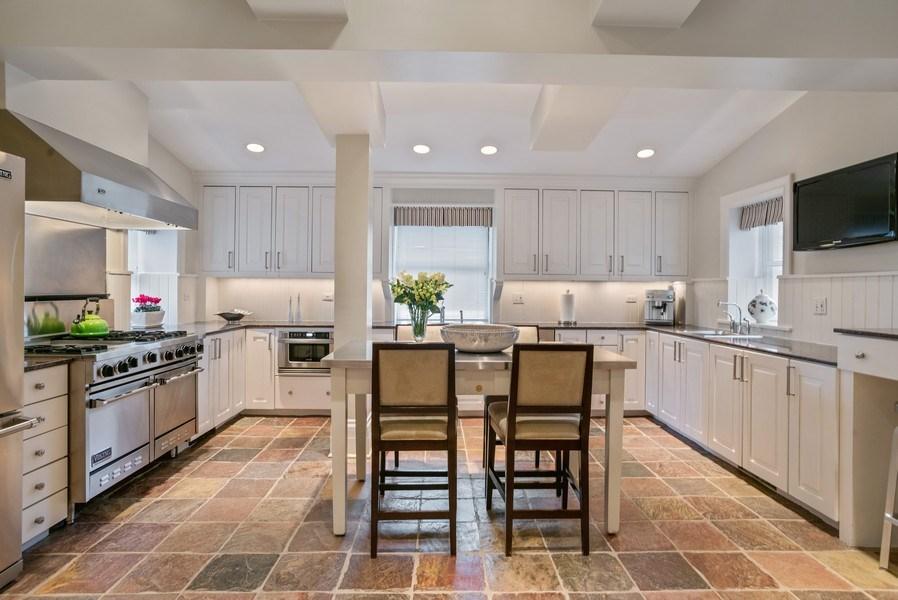 Real Estate Photography - 33 E. BELLEVUE Place, Unit PH-W7, Chicago, IL, 60611 - Kitchen