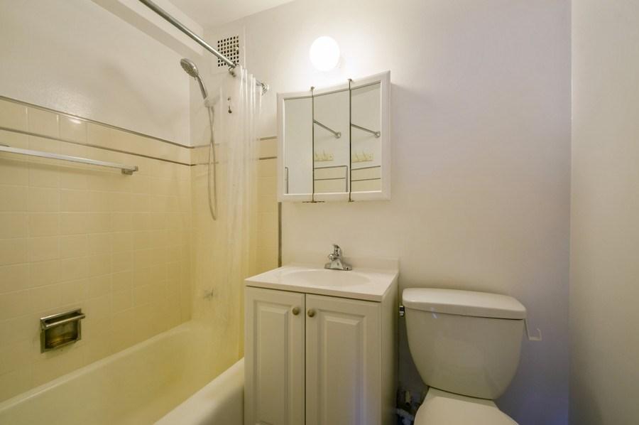Real Estate Photography - 2606 W. BALMORAL Avenue, Unit 108, Chicago, IL, 60625 - Bathroom