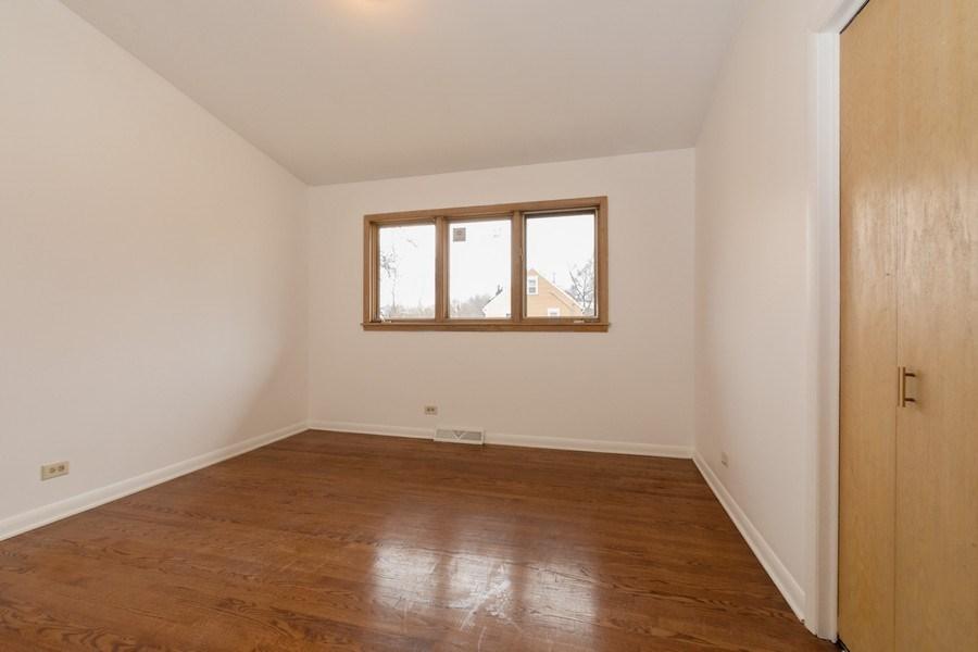 Real Estate Photography - 10227 S. Kostner Avenue, Oak Lawn, IL, 60453 - 2nd Bedroom