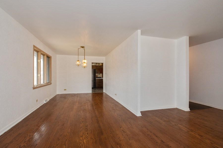 Real Estate Photography - 10227 S. Kostner Avenue, Oak Lawn, IL, 60453 - Dining Room