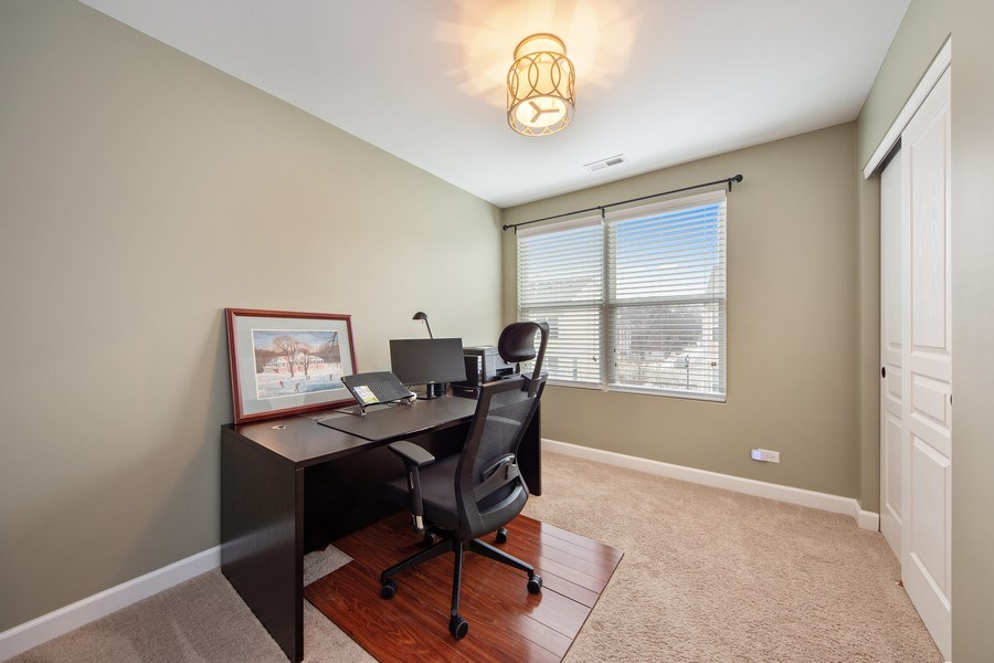 Real Estate Photography - 906 E. Wing Street, Arlington Heights, IL, 60004 - 2nd Bedroom
