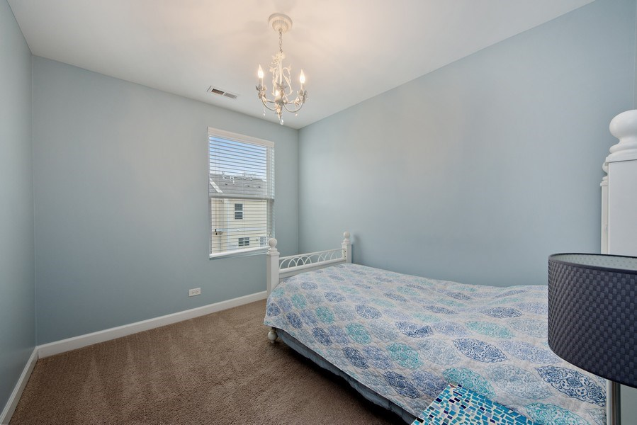 Real Estate Photography - 906 E. Wing Street, Arlington Heights, IL, 60004 - 3rd Bedroom