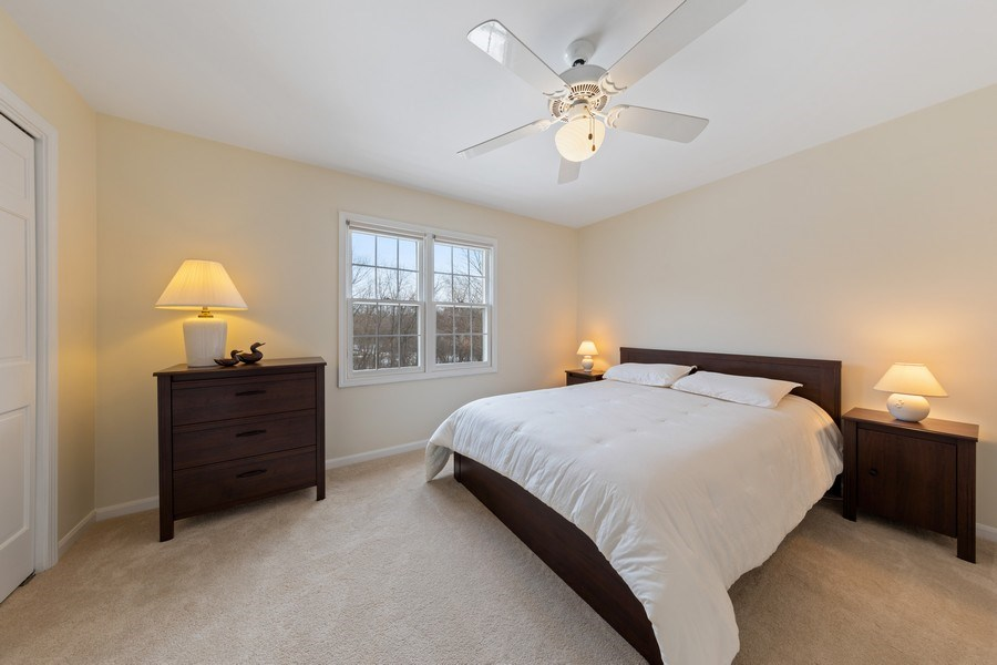 Real Estate Photography - 20581 N. Laurel Drive, Deer Park, IL, 60010 - 3rd Bedroom