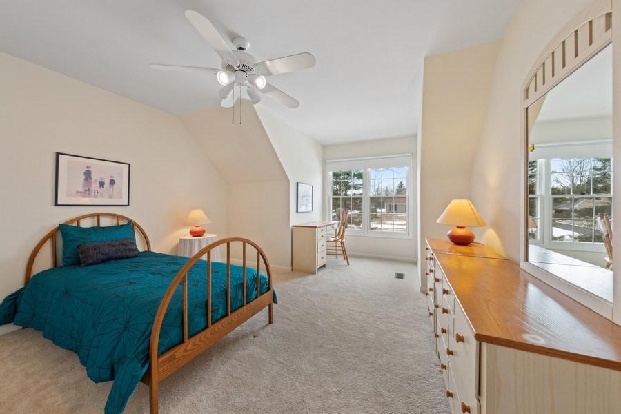Real Estate Photography - 20581 N. Laurel Drive, Deer Park, IL, 60010 - 4th Bedroom