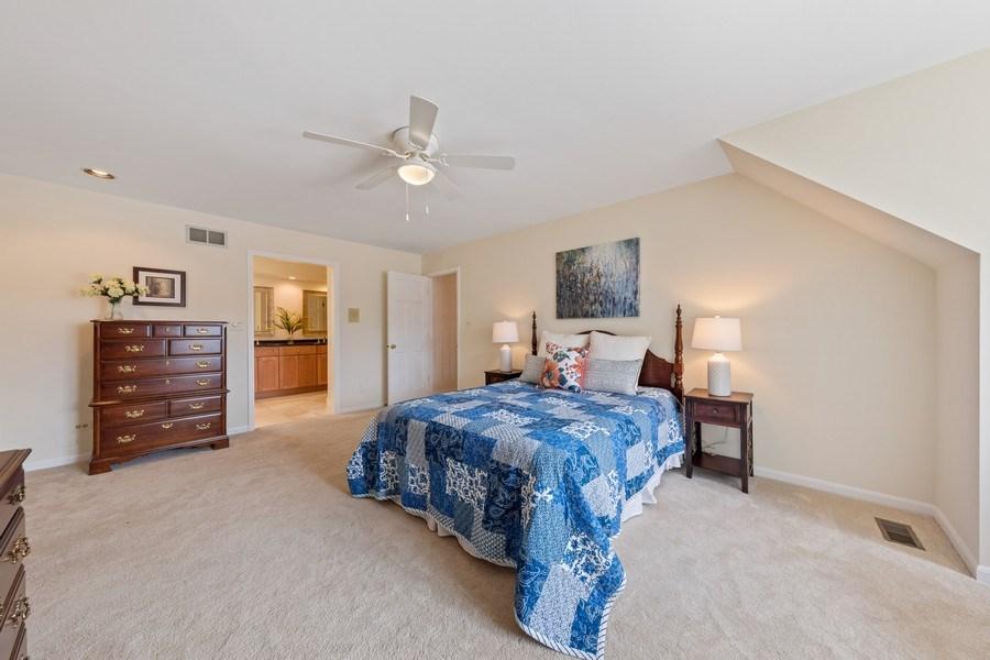 Real Estate Photography - 20581 N. Laurel Drive, Deer Park, IL, 60010 - Master Bedroom