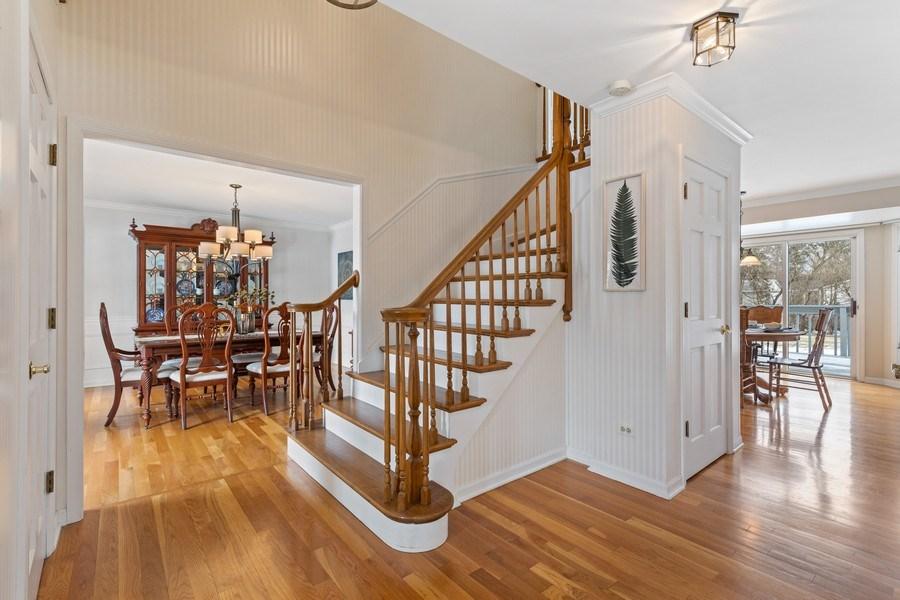 Real Estate Photography - 20581 N. Laurel Drive, Deer Park, IL, 60010 - Foyer