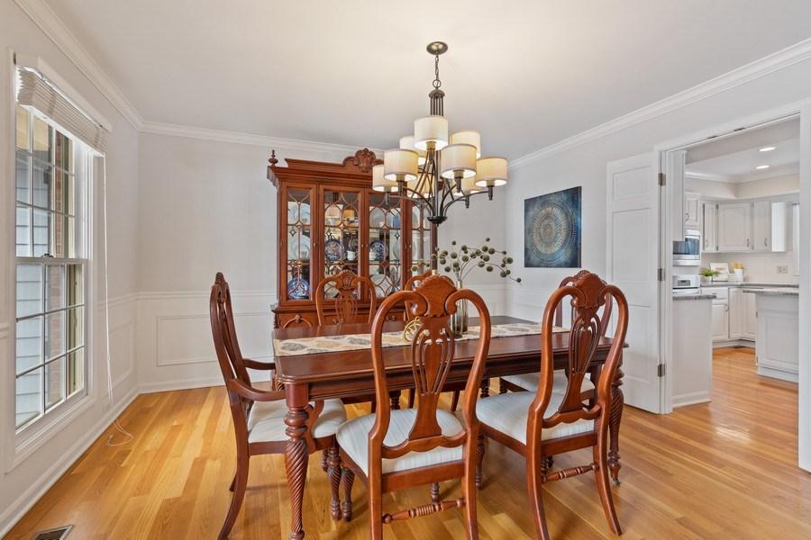 Real Estate Photography - 20581 N. Laurel Drive, Deer Park, IL, 60010 - Dining Room