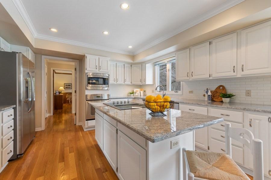 Real Estate Photography - 20581 N. Laurel Drive, Deer Park, IL, 60010 - Kitchen