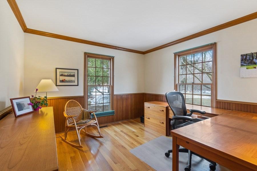Real Estate Photography - 20581 N. Laurel Drive, Deer Park, IL, 60010 - Office