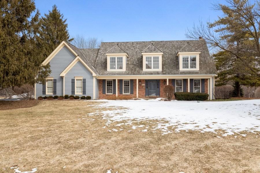Real Estate Photography - 20581 N. Laurel Drive, Deer Park, IL, 60010 - Front View