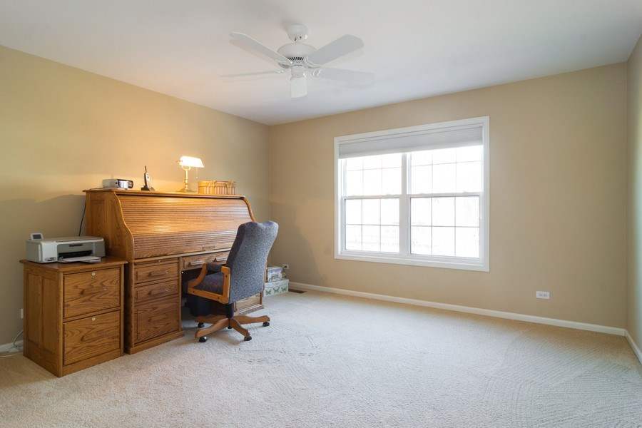 Real Estate Photography - 460 W. Haleys Hill Court, Palatine, IL, 60074 - 4th Bedroom