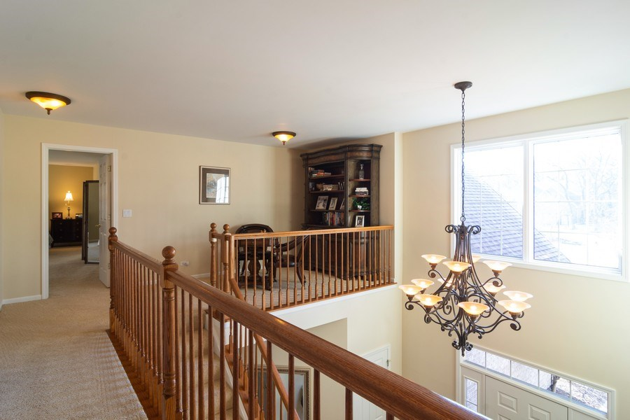 Real Estate Photography - 460 W. Haleys Hill Court, Palatine, IL, 60074 - 2nd Floor
