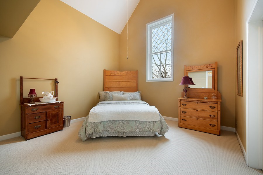 Real Estate Photography - 1528 N Loomis St, Naperville, IL, 60563 - 4th Bedroom