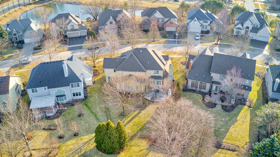 Real Estate Photography - 2215 Comstock Lane, Naperville, IL, 60564 -
