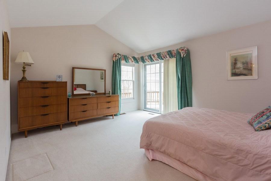 Real Estate Photography - 460 Park Barrington Drive, Barrington, IL, 60010 - Master Bedroom