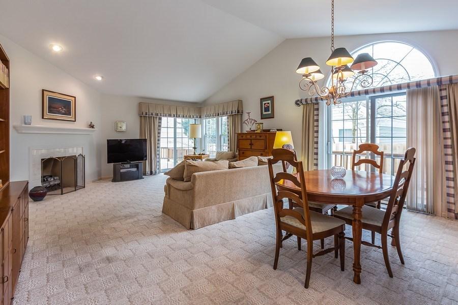 Real Estate Photography - 460 Park Barrington Drive, Barrington, IL, 60010 - Dining Room