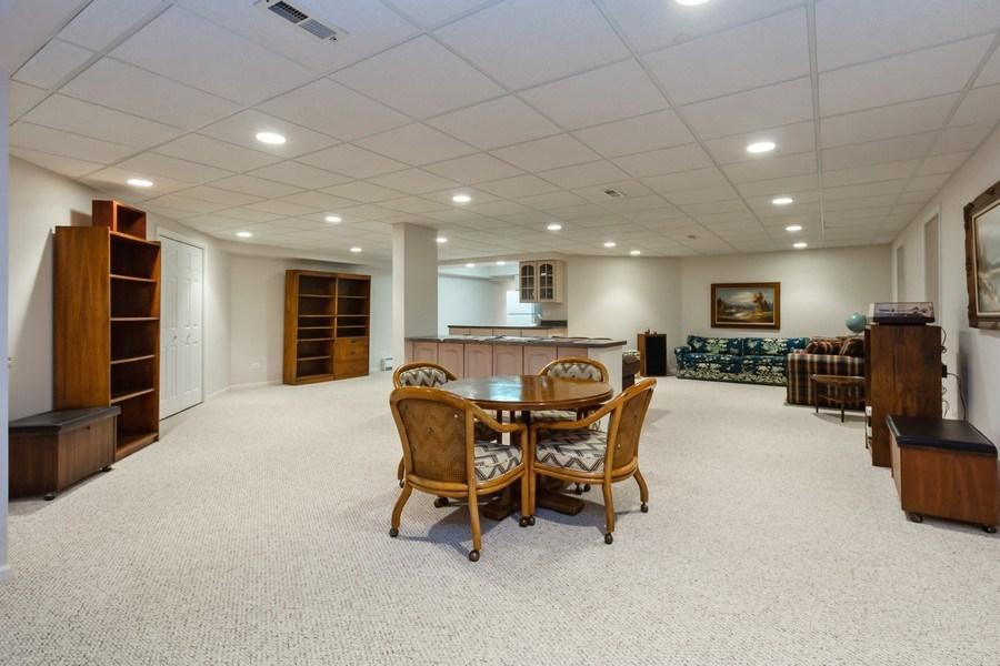 Real Estate Photography - 460 Park Barrington Drive, Barrington, IL, 60010 - Basement