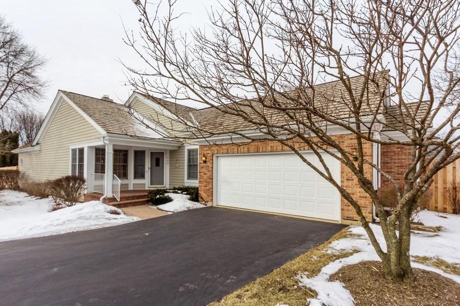 Real Estate Photography - 460 Park Barrington Drive, Barrington, IL, 60010 - Front View