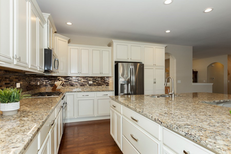 Real Estate Photography - 2623 Foxglove Street, Naperville, IL, 60564 - Kitchen