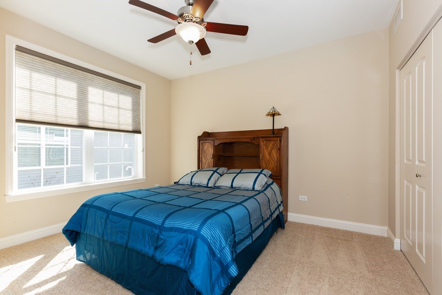 Real Estate Photography - 2623 Foxglove Street, Naperville, IL, 60564 - Bedroom