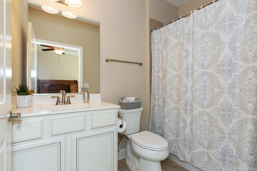 Real Estate Photography - 2623 Foxglove Street, Naperville, IL, 60564 - Bathroom