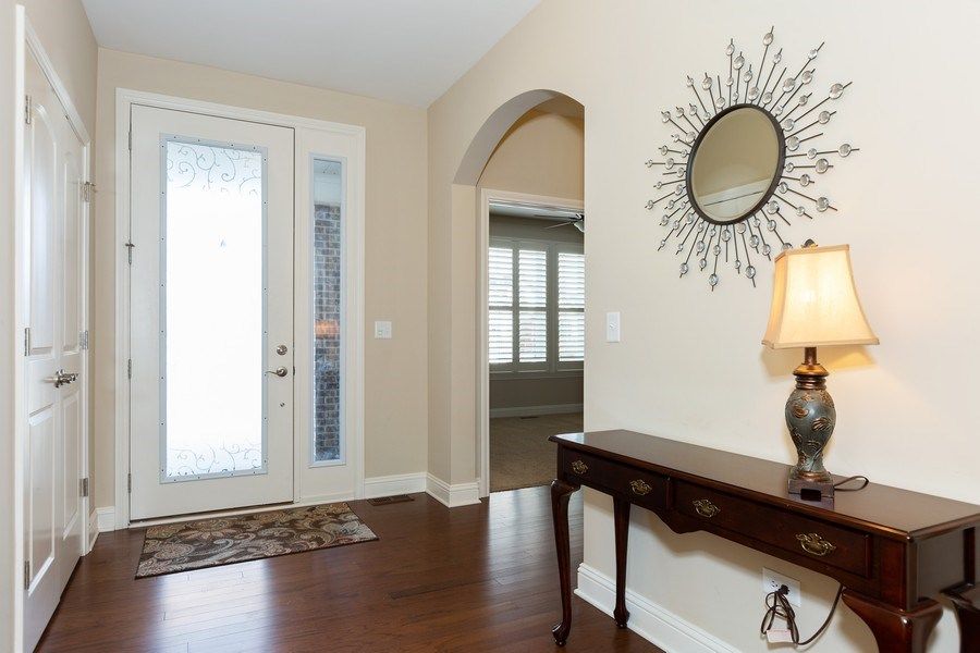 Real Estate Photography - 2623 Foxglove Street, Naperville, IL, 60564 - Entryway