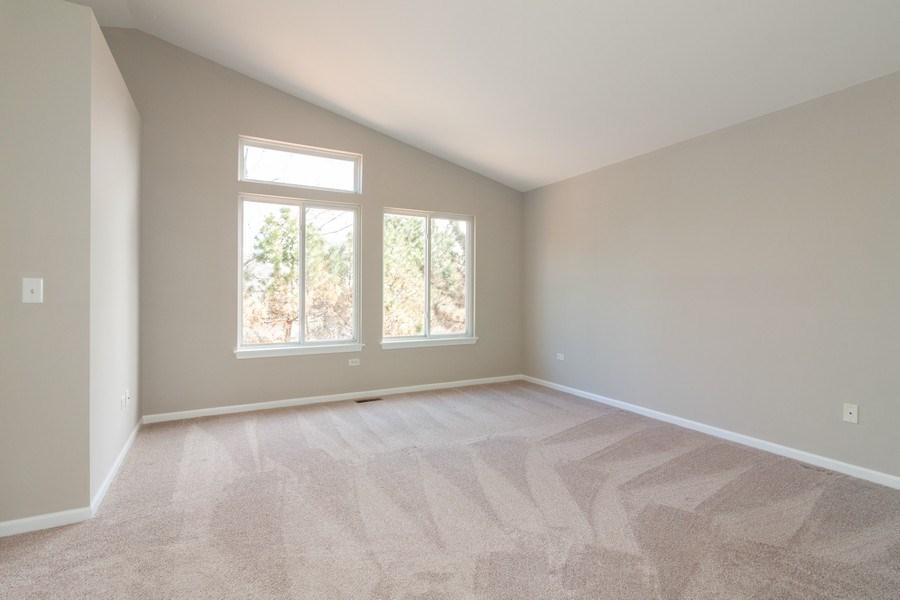 Real Estate Photography - 146 Cider Street, Bolingbrook, IL, 60490 - Master Bedroom