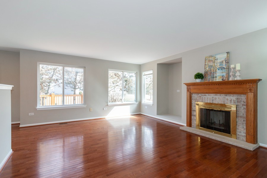 Real Estate Photography - 146 Cider Street, Bolingbrook, IL, 60490 - Family Room