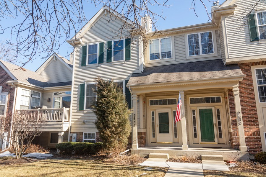 Real Estate Photography - 2631 N. Greenwood Avenue, Arlington Heights, IL, 60004 - Front View