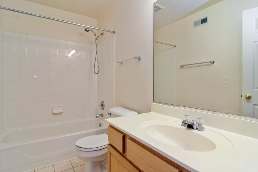 Real Estate Photography - 2631 N. Greenwood Avenue, Arlington Heights, IL, 60004 - Bathroom
