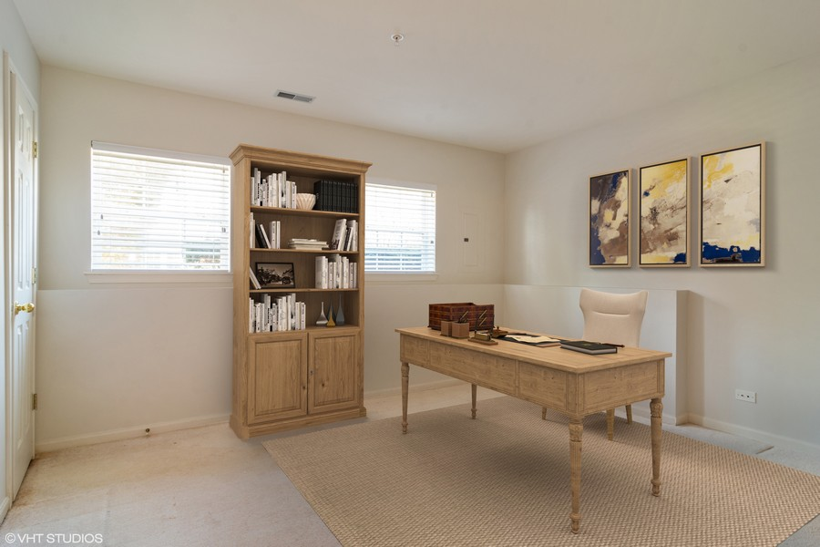 Real Estate Photography - 2631 N. Greenwood Avenue, Arlington Heights, IL, 60004 - 3rd Bedroom/Office