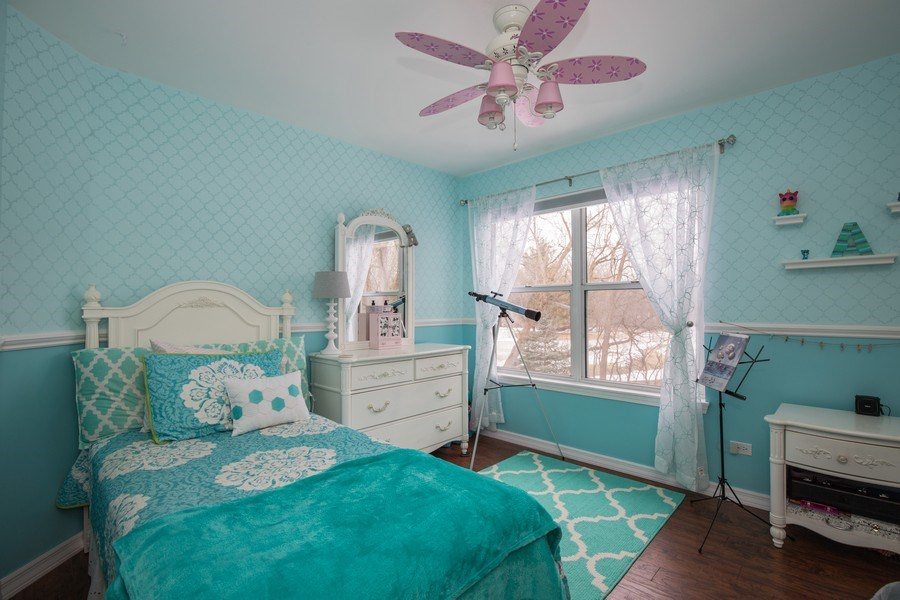 Real Estate Photography - 566 Meadowview Drive, Wauconda, IL, 60084 - Bedroom