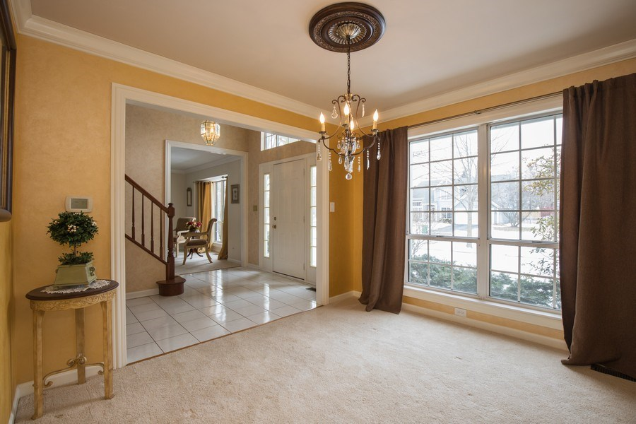 Real Estate Photography - 566 Meadowview Drive, Wauconda, IL, 60084 - Dining Room
