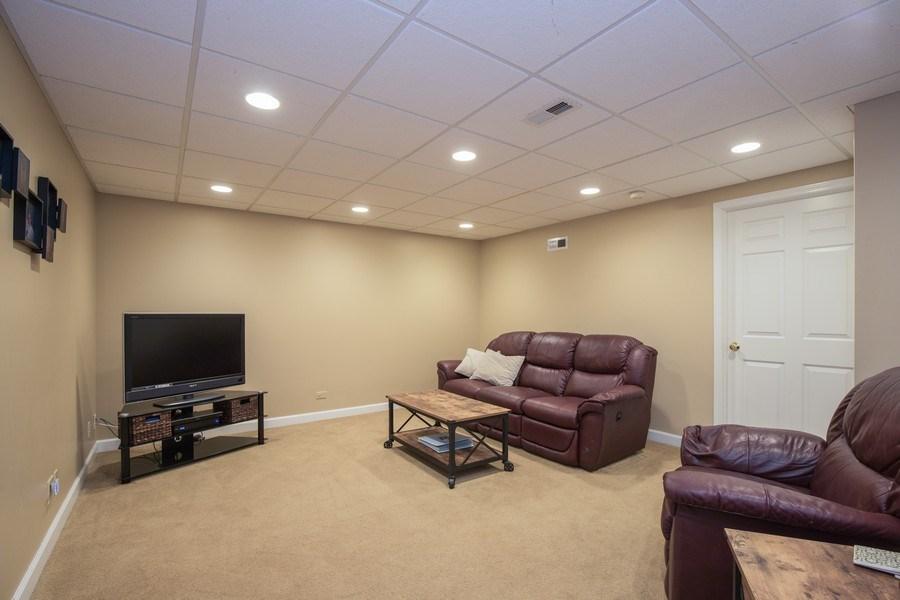 Real Estate Photography - 566 Meadowview Drive, Wauconda, IL, 60084 - Basement