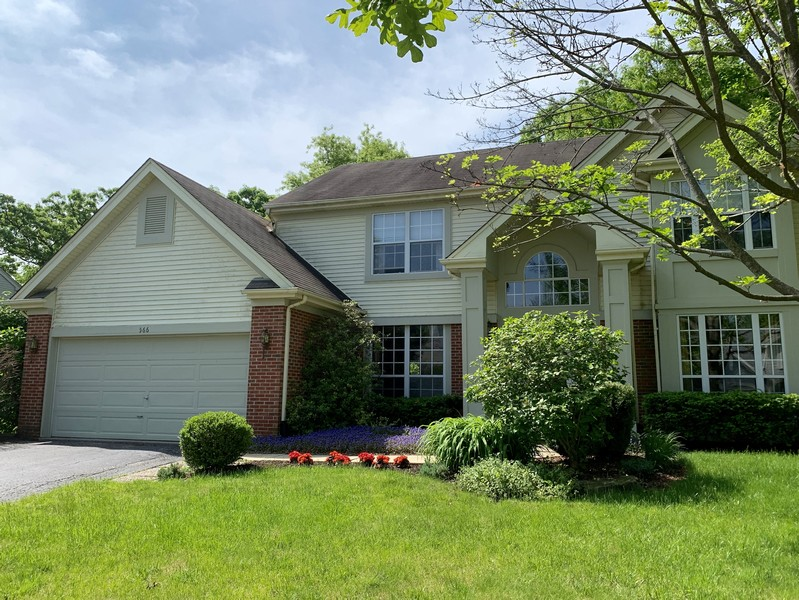Real Estate Photography - 566 Meadowview Drive, Wauconda, IL, 60084 -
