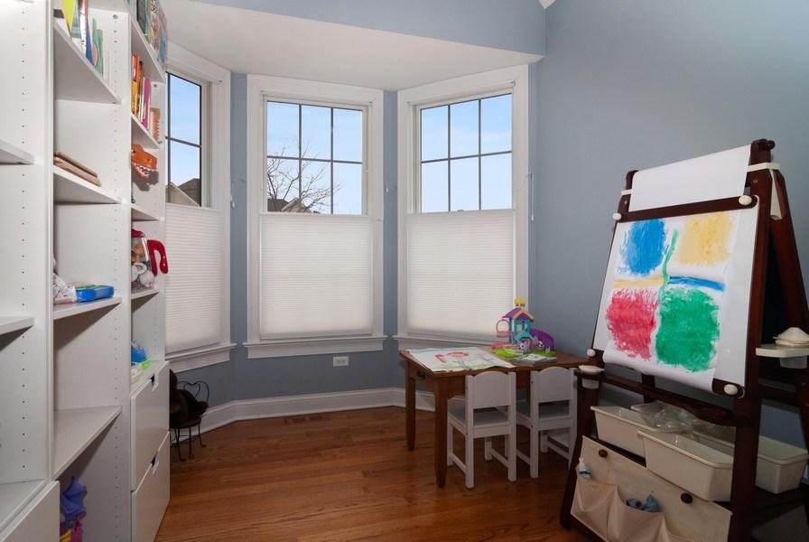 Real Estate Photography - 2707 Nicole Circle, Aurora, IL, 60502 - Den