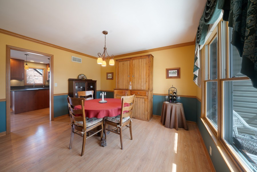 Real Estate Photography - 1161 Morton Street, Batavia, IL, 60510 - Dining Room