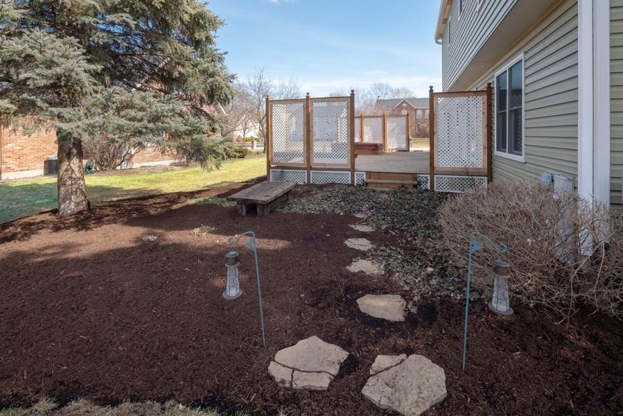 Real Estate Photography - 1161 Morton Street, Batavia, IL, 60510 - Back Yard