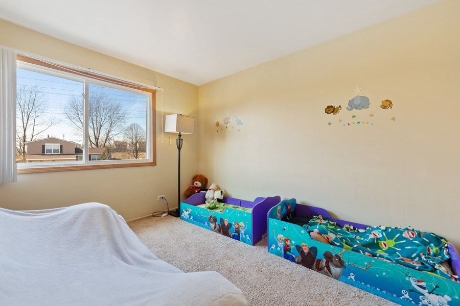 Real Estate Photography - 212 Yellow Pine Drive, Bolingbrook, IL, 60440 - 2nd Bedroom