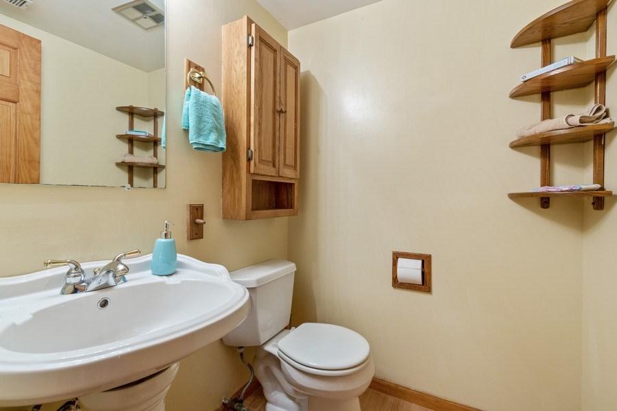 Real Estate Photography - 212 Yellow Pine Drive, Bolingbrook, IL, 60440 - Bathroom