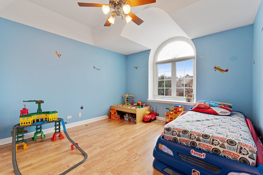 Real Estate Photography - 525 Wind Energy Pass, Batavia, IL, 60510 - 2nd Bedroom