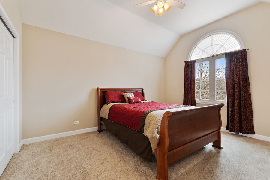 Real Estate Photography - 525 Wind Energy Pass, Batavia, IL, 60510 - 4th Bedroom