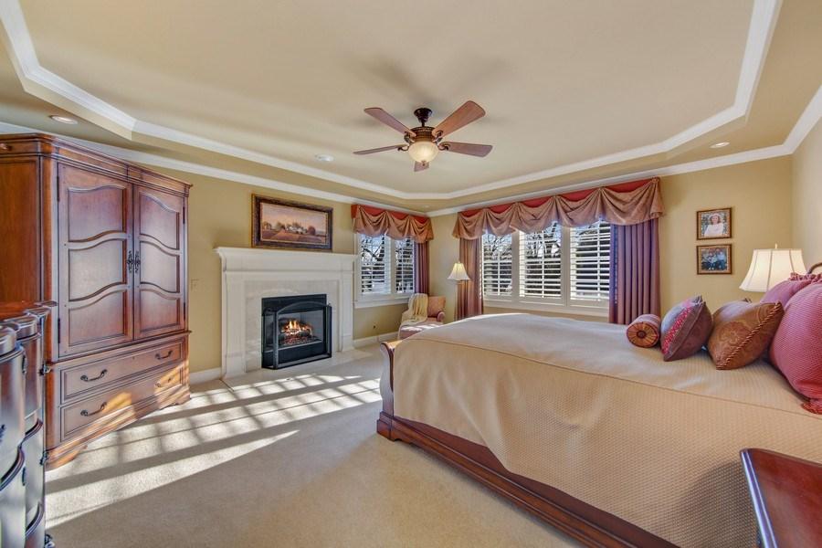 Real Estate Photography - 337 W. Oak Avenue, Wheaton, IL, 60187 - Master Bedroom