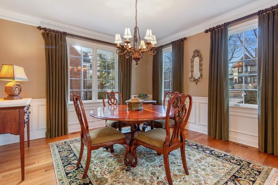 Real Estate Photography - 337 W. Oak Avenue, Wheaton, IL, 60187 - Dining Room