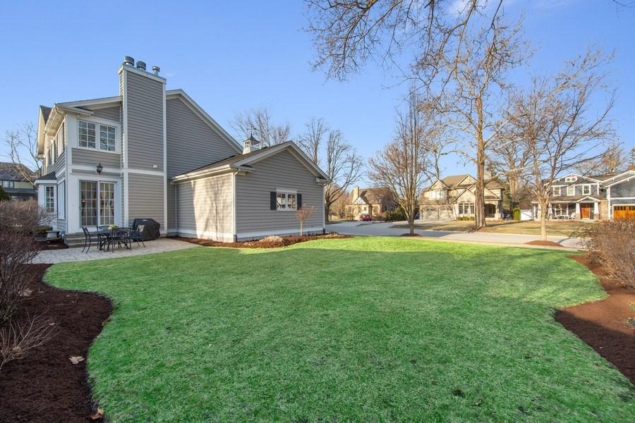 Real Estate Photography - 337 W. Oak Avenue, Wheaton, IL, 60187 - Back Yard