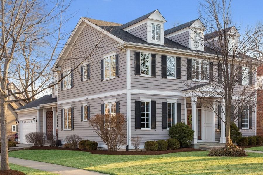 Real Estate Photography - 337 W. Oak Avenue, Wheaton, IL, 60187 - Front View