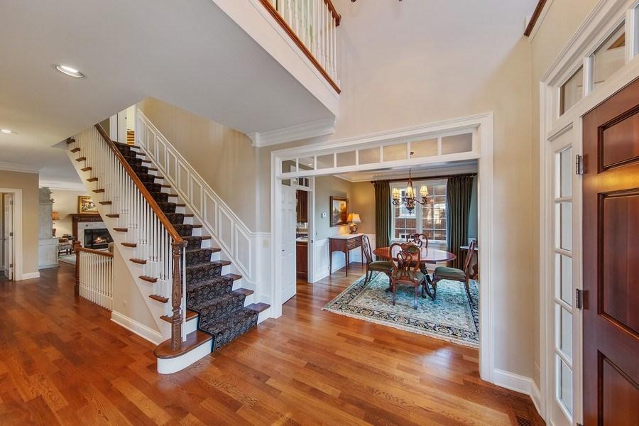 Real Estate Photography - 337 W. Oak Avenue, Wheaton, IL, 60187 - Foyer