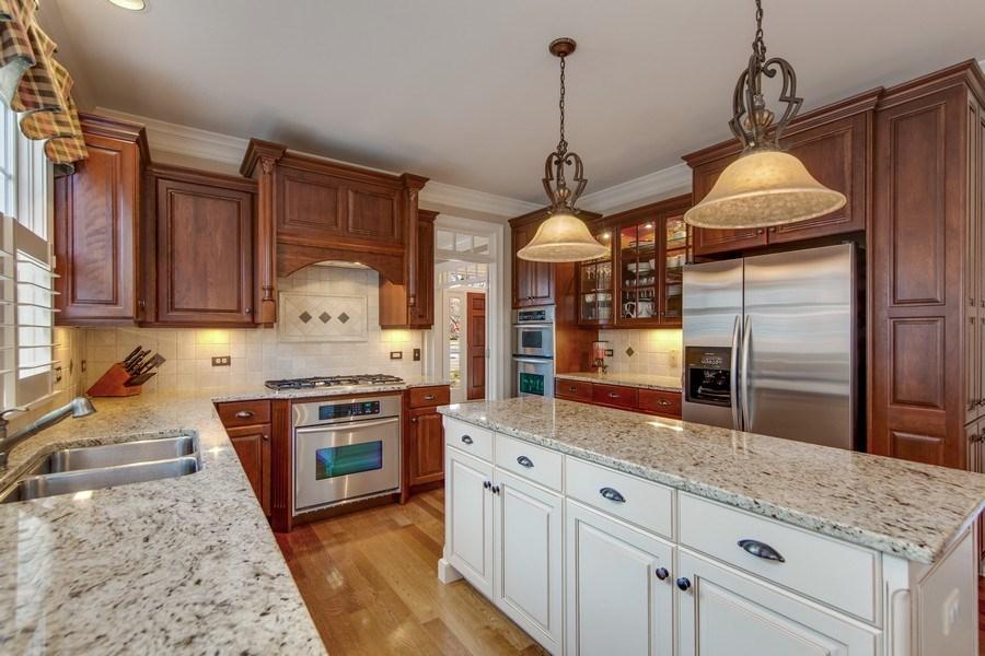 Real Estate Photography - 337 W. Oak Avenue, Wheaton, IL, 60187 - Kitchen